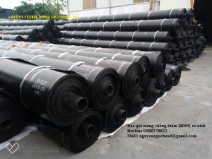 giá bán màng chống thấm HDPE tại Hồ Chí Minh