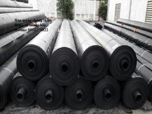 Báo giá màng chống thấm HDPE bạt HDPE tại Việt Nam