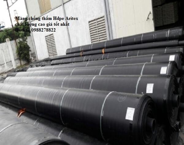Báo giá màng chống thấm HDPE bạt HDPE tại Hà Nội Hồ Chí Minh